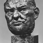 The Rt Hon. Ernest Bevin 1943 by Sir Jacob Epstein 1880-1959